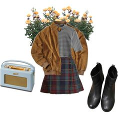 fury said to the mouse by but-mom on Polyvore featuring Topshop and Roberts Named after one of my favourite poems ❤️