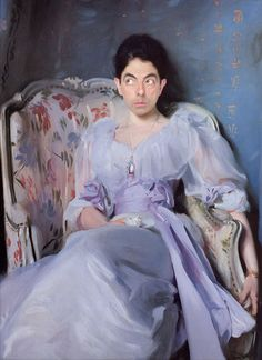 Lady Agnew of Lochnaw 1892 by John Singer Sargent Fine Art Poster Repro FREE S//H