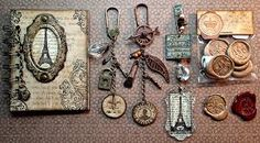 Image result for how to make a tim holtz style mans card