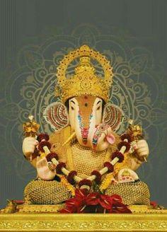 Jai Ganesh, Ganesh Lord, Shree Ganesh, Ganesha Art, Shiva Art, Shri Ganesh Images, Ganesha Pictures, Lord Ganesha Paintings, Lord Shiva Painting