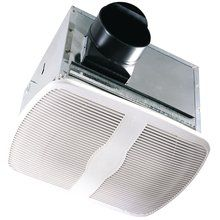View the Air King AK110PN Energy Star 110 CFM Quiet Deluxe Bath Fan Only with 1.5 Sones at Build.com.