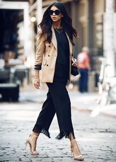Trousers - 9 Rising Bloggers Who Will Be Huge in 2016 via @WhoWhatWear