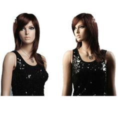 Cosplay Wigs High-end Fashion Dark Brown Oblique Bangs Medium Straight Wigs for Modern Ladies and Women party wigs by SureWells, http://www.amazon.com/dp/B00ABWXPN6/ref=cm_sw_r_pi_dp_z6NWrb1XT3AGY