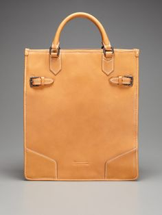 Moe Leather Tall Tote by Ben Minkoff on Gilt