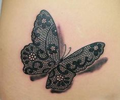 ~Lace butterfly~