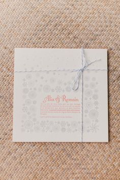Style Me Pretty | GALLERY & INSPIRATION | CATEGORY: INVITATIONS | PHOTO: 808450