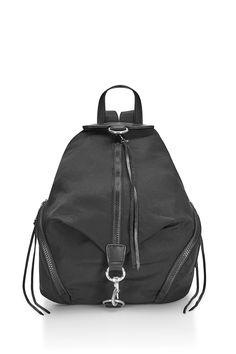 c7d3ceba0b8 REBECCA MINKOFF Julian Nylon Backpack.  rebeccaminkoff  bags  nylon   backpacks   Black