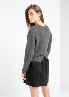 Jersey mohair lana