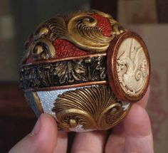Steampunk Tendencies | Steampunk Pokeball #Geek #Design #Pokemon
