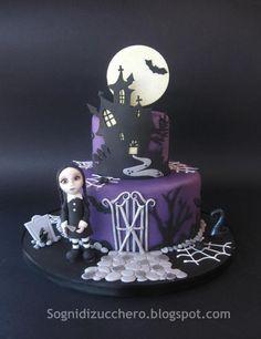 Halloween Cake by Sogni Di Zucchero Letizia Bruno