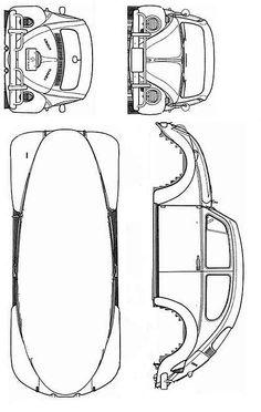planos de coche