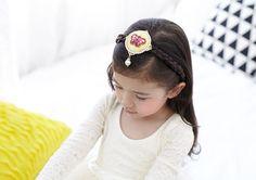 Korea colorful Hairband  Hanbok Hair clip   Korean by muzeday