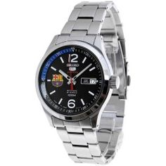 11f1cf260 Seiko Men's '5 Sports' Stainless Steel Watch - product - Product Review  Product Review