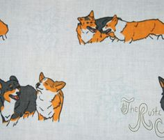 our corgi gift wrap, fabric, wall paper Corgi Gifts, Custom Wallpaper, Spoonflower, Gift Wrapping, Snow, Play, Fabric, Animals, Gift Wrapping Paper