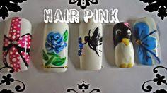 Hair Pink: