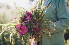 Seasonal Bouquet Project-