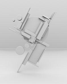 Suprematism & Constructivism on Behance Basic Design Principles, Mondrian Art, Paper Collage Art, Architecture Collage, Generative Art, Wave Design, Art Base, Bauhaus, Metal Art
