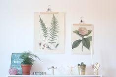 Byxhängare blir snygga på väggen | Pysselliv