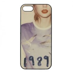 1989 Album Cover Phone Case 5 found on Polyvore