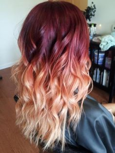 I'm thinking about getting my hair died like this. Would this be okay for the wedding Emily?