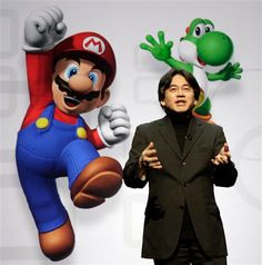WANT THAT TECH : Game makers reflect on death of Nintendo's Satoru ...