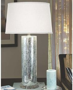 Traditional Table Lamps DIY Mirror
