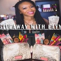 Win #Beauty goodies ^_^ http://www.pintalabios.info/en/fashion_giveaways/view/en/2146 #International #Cosmetic #bbloggers #Giveaway
