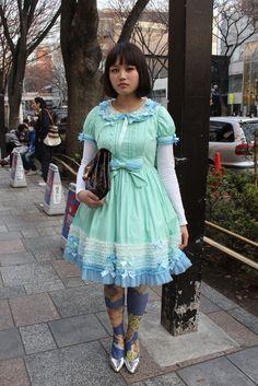 Tokyo's street fashion