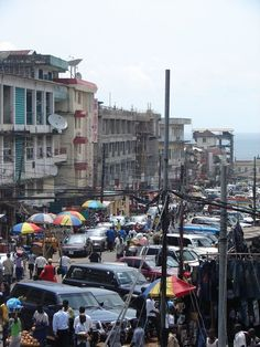 Freetown  city