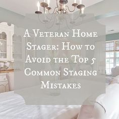 1000 images about staged to sell on pinterest home staging tips home staging and staging - Common home design mistakes stress later ...