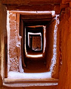 https://flic.kr/p/6xKX8k | ligths inside of Ksar | Ksar of Tansikht; Draa valley, south Morocco