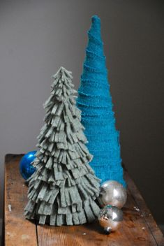 Sweater Trees | Family Chic by Camilla Fabbri ©2009-2012. All rights reserved. The blog