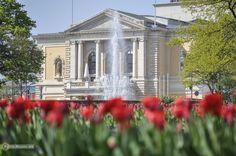 Opernhaus Halle/Saale, Germany