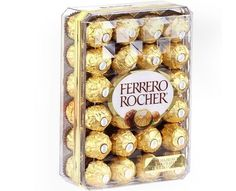 48-Count Ferrero Rocher Hazelnut Chocolates $11.46 (amazon.com)