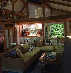 Pretty Little Liars Spencer Hastings barn interior