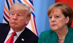 Trump left in cold over Paris climate agreement at end of G20 summit   World news   The Guardian