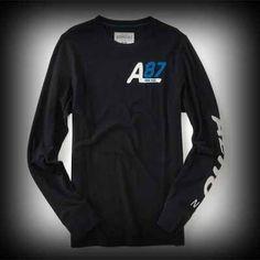 Aeropostale メンズ Tシャツ エアロポステール Long Sleeve A87 New York Tシャツ-アバクロ 通販 ショップ-【I.T.SHOP】 #ITShop