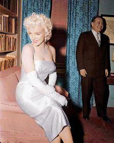 ❤Marilyn Monroe