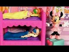 Frozen Kids Anna & Kristoff Have Baby Krista & Elsa Barbie Family Parody DisneyCarToys - YouTube