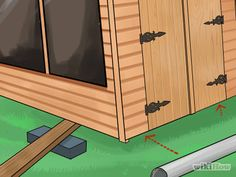 Move a Shed
