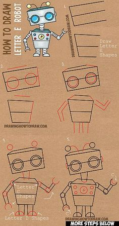 how do robots follow instructions