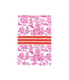 Toile Notebook $15