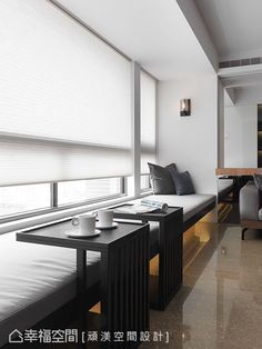 頑渼空間設計-室內設計 : 調和深淺比例  自然系沉穩退休宅
