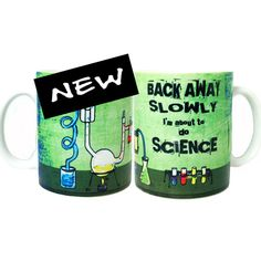 Chemistry Lab Science Mug  Funny Mug  Quote Mug by tamarakraft