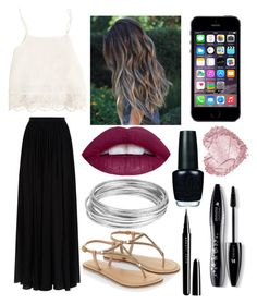 """""""Untitled #226"""" by clarabalmaseda ❤ liked on Polyvore featuring Swell, Elie Saab, Accessorize, Worthington, OPI, Marc Jacobs, Lancôme, women's clothing, women and female"""