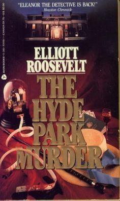 The Hyde Park Murder (An Eleanor Roosevelt Mystery) by Elliott Roosevelt, http://www.amazon.com/dp/0380700581/ref=cm_sw_r_pi_dp_fVwTrb05XWQ0G