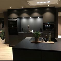 Take a look at this recently renovated Nordic home of that was from Designing in black, white and wood can offer a… Kitchen Interior, Kitchen Decor, Kitchen Living, Living Room, Best Online Furniture Stores, Furniture Shopping, Affordable Furniture, Black Interior Design, Cuisines Design
