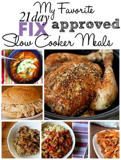 Bright And Fit: My Favorite 21 Day Fix Approved Slow Cooker Recipes