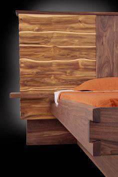 Organic Bed by Jory Brigham, via Behance