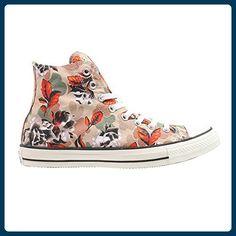 2963dbc56dd0 Converse - Converse CT Hi 149473C Papyrus Oliv Chuck Taylor All Star Schuhe  Chucks Blume Damen - Sneakers für frauen ( Partner-Link)
